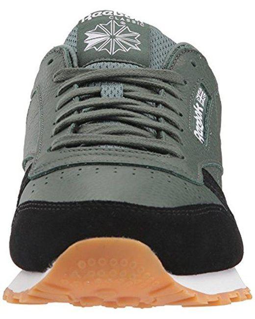 e2961ea0c06 ... Reebok - Multicolor Classic Leather Sneaker for Men - Lyst ...