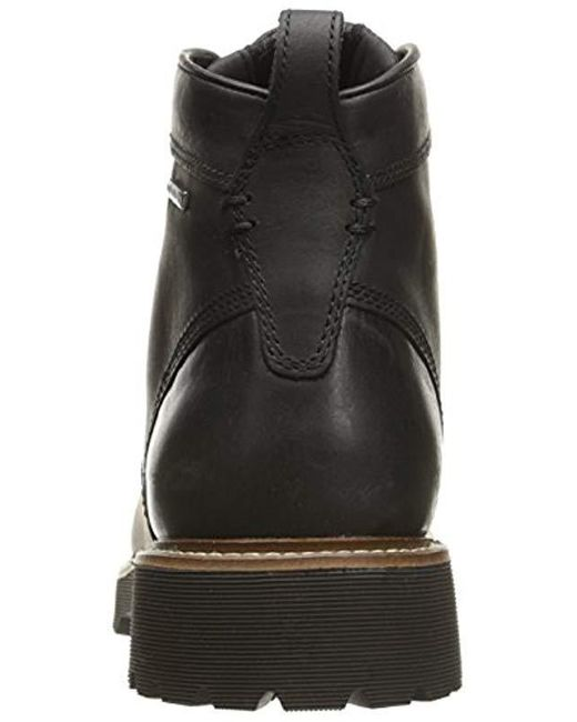 Demostrar obtener Conectado  Geox U Kieven B Abx A Ankle Boots in Black for Men - Save 5% - Lyst