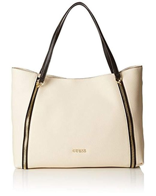 Guess Angie Tote Bag, Purple