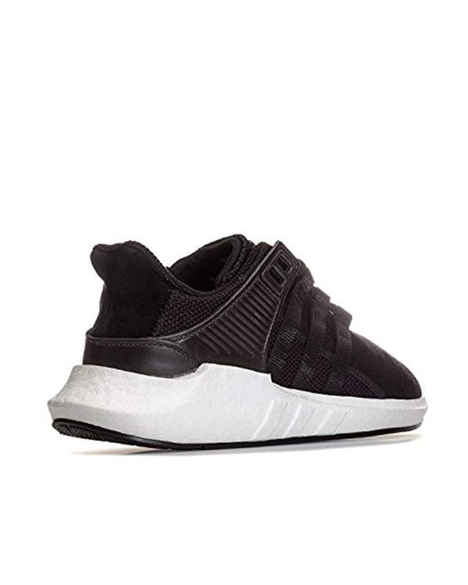 the latest 7c342 c44a8 ... Adidas - Black Eqt Support 9317, s Low-top Sneakers for ...