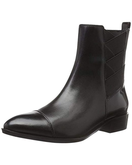 Geox - Black 's D Lover A Chelsea Boots - Lyst