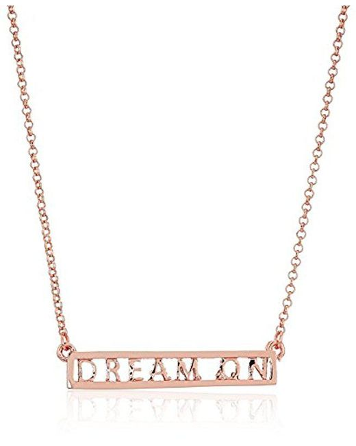 BCBGeneration - Multicolor Bcbg Generation Dream On Chain Necklace - Lyst