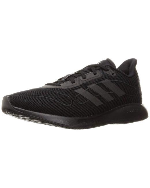 GALAXAR Run M Adidas pour homme en coloris Black