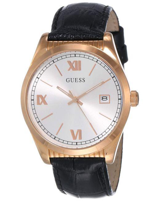 Orologio Uomo - W0874G2 di Guess in Metallic da Uomo