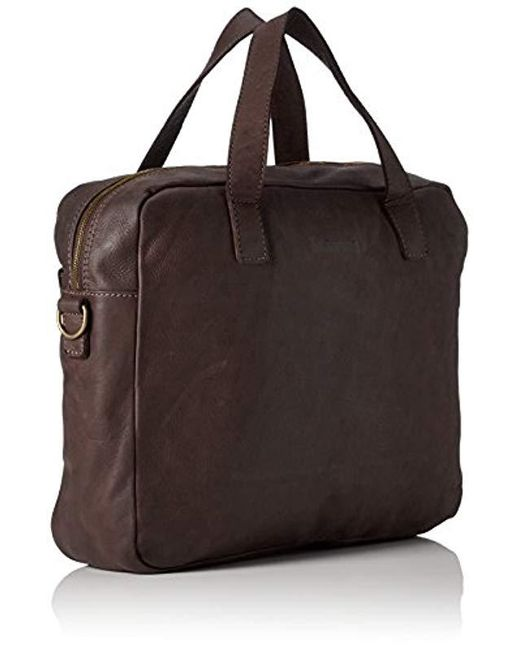 c5d8c011ec ... Timberland - Brown Tb0a1aal Top-handle Bag for Men - Lyst ...