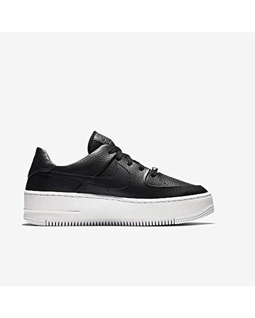 1 Low Nike Black Air Sneakers Top Force Ar5339 002 in Sage XwPknNZ8O0