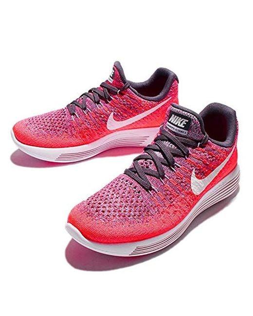 33da5843df09 ... Nike - Purple W Lunarepic Low Flyknit 2 Trail Running Shoes - Lyst ...