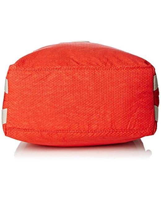 38c55dddfdbb Kipling Lazy Daisy Backpack in Pink - Save 23% - Lyst