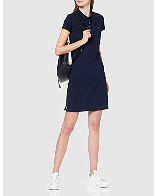 2d97c2b193 Women's Blue Heritage Slim Polo Dress