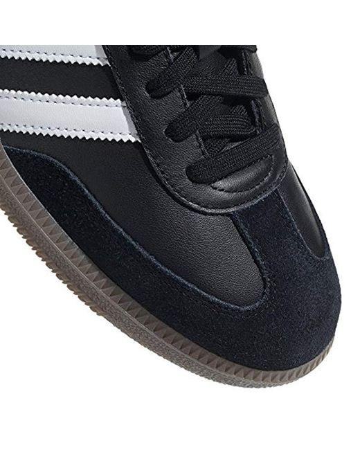 adidas Retro Samba Damen Herren Sneaker B75804 Leder
