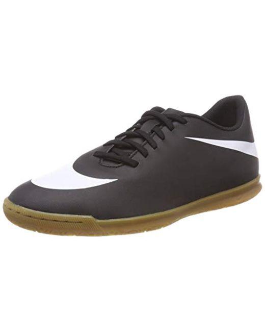 e4e7de4ef6b1 Nike - Black  s Bravatax Ii Ic Footbal Shoes for Men - Lyst ...
