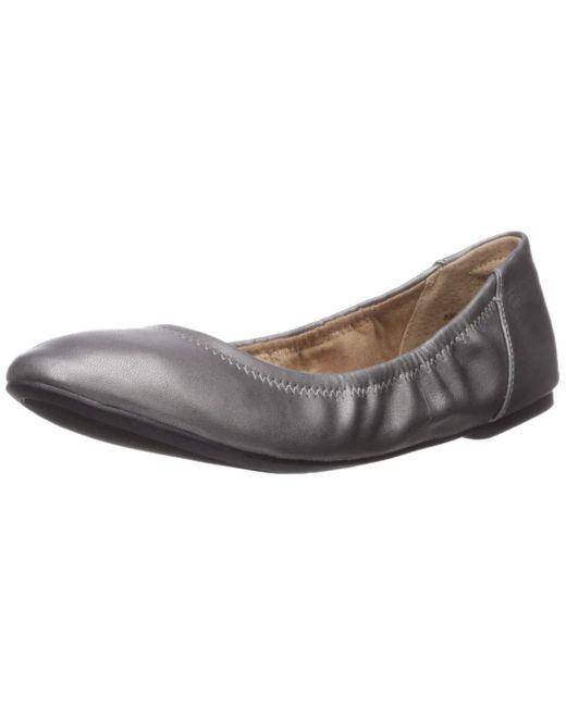 Amazon Essentials Gray Belice Ballet Flat Ballerinas