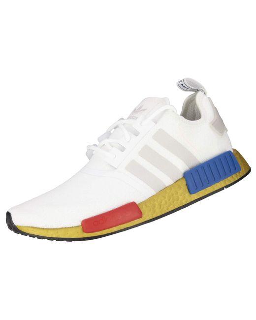 Blanc Adidas pour homme en coloris White