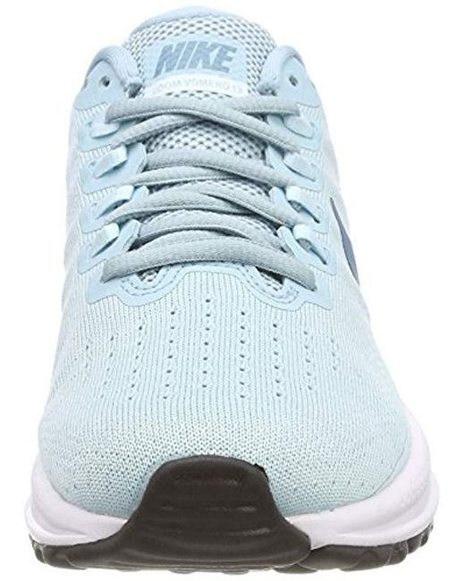 e8d48c377018 Nike Wmns Air Zoom Vomero 13 Running Shoes in Blue - Save 24% - Lyst