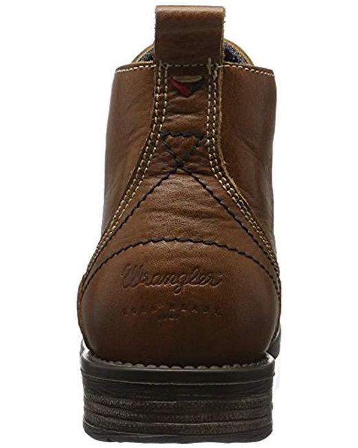 7afbda9876c Men's Brown Cliff Mid Ankle Boots