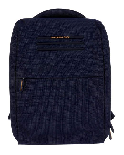 Zaino Organizer WORK NOW SKT04 Eclipse di Mandarina Duck in Blue