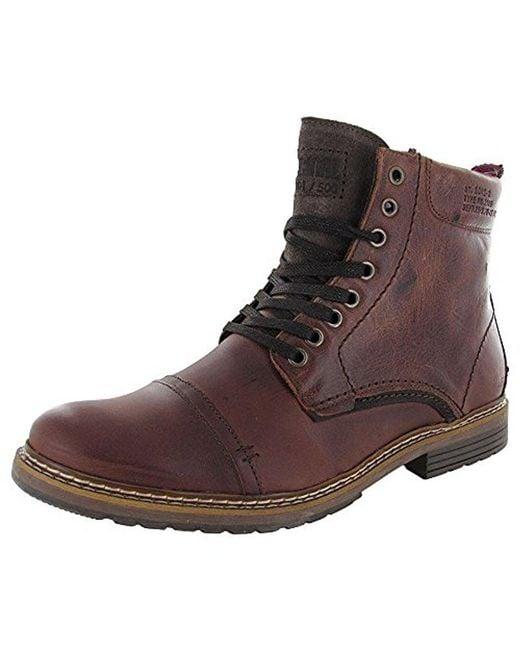 Steve Madden - Brown Sargge Winter Boot for Men - Lyst