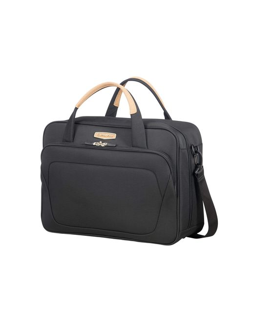Spark SNG Eco Shoulder Bag Sac bandoulière Samsonite pour homme en coloris Black