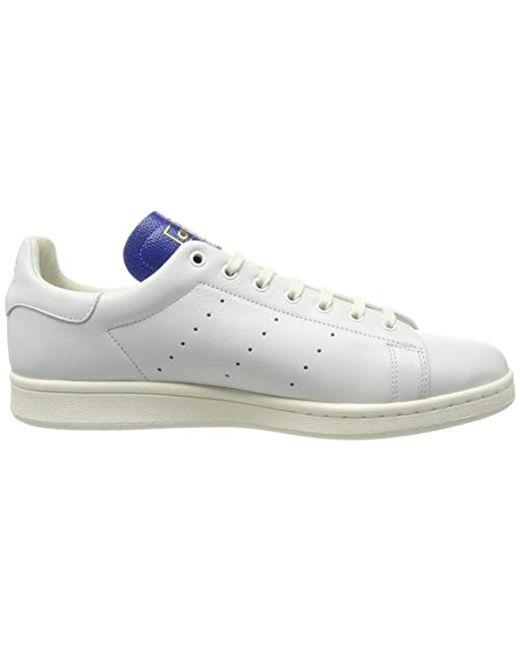 b95b51292f866 Men's White Stan Smith Bt Gymnastics Shoes