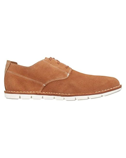 For Lace Flats Men Lyst Timberland Up Blue rsCtxhQd