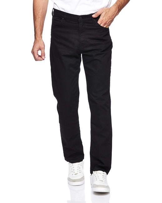 Morton' Jeans di Lee Jeans in Black da Uomo