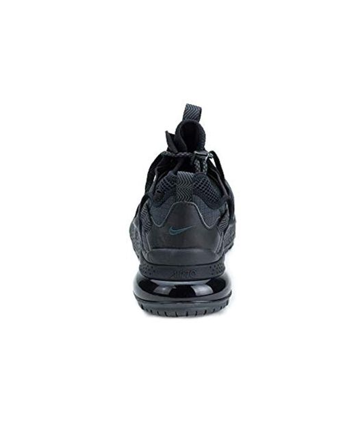 best sneakers 51a80 37de8 Nike Sneakers For Air Max 270 Bowfin In Black Leather Aj7200 ...