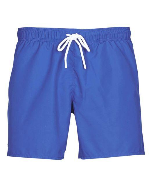 Lacoste Badehose in Blue für Herren