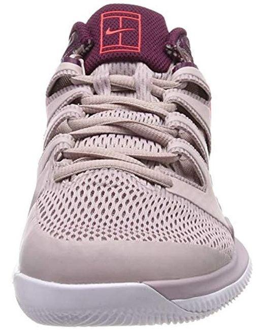 best sneakers 17e24 e9593 ... Nike - Pink  s Air Zoom Vapor X Hc Tennis Shoes Multicolour (particle  Rose ...
