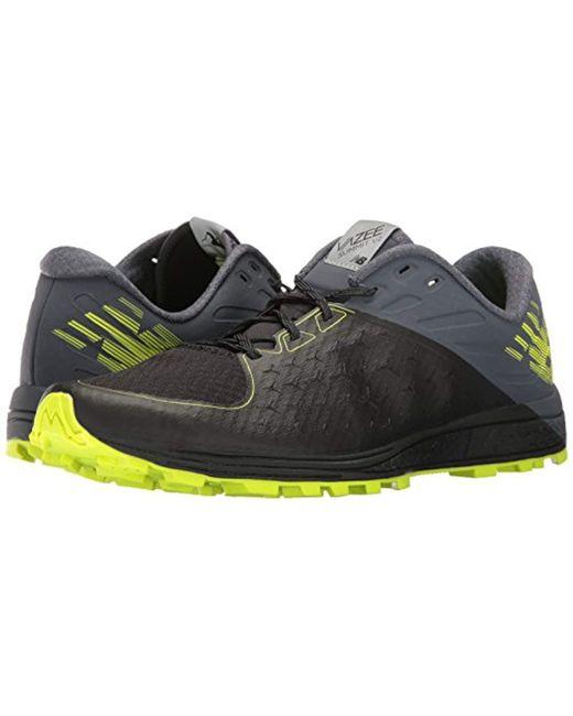 timeless design 165b3 3e791 Men's Black Vazee Summit V2 Trail Running Shoes