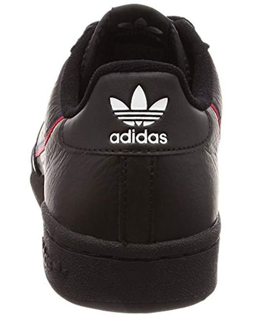 47b4bce9e75c7b ... Adidas - Black Continental 80 Fitness Shoes for Men - Lyst ...