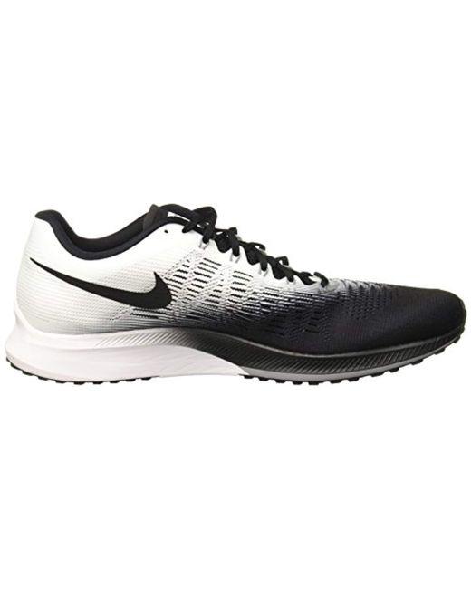 cf63eb5ea674f Men's Black Air Zoom Elite 9 Running Shoes