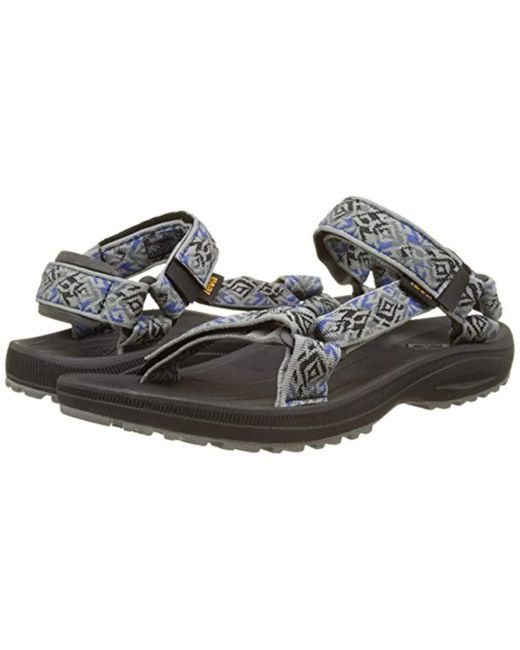 c0fc3a4e8 ... Teva - Gray Winsted Sports And Outdoor Sandal for Men - Lyst ...