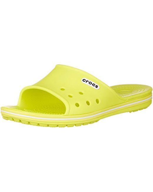 Crocs™ - Multicolor Unisex Crocband Ii Slide - Lyst