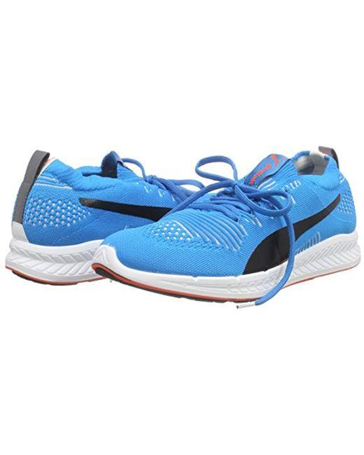 0f94f578e1e3 ... Lyst PUMA - Blue Ignite Proknit