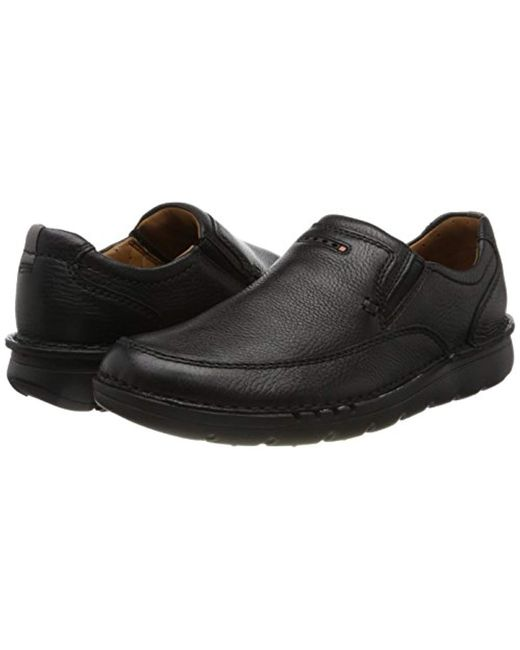 Men's Black Unnature Easy Loafers
