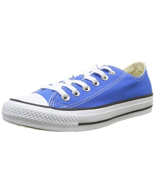 As Ox Can Nvy di Converse in Blue