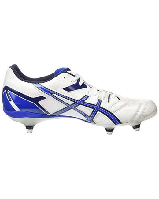 abbc2c16 Asics Lethal Tigreor 6 St Football Boots in White for Men - Lyst