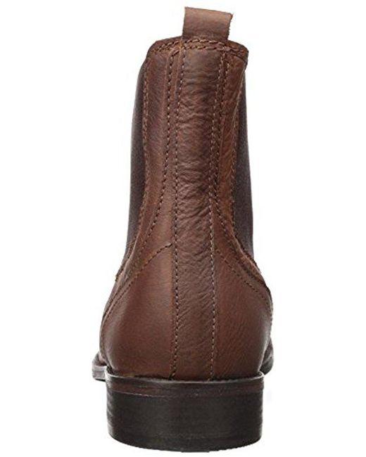 4c1cc94db6c Men's Brown 1883 By Alec Chelsea Boot