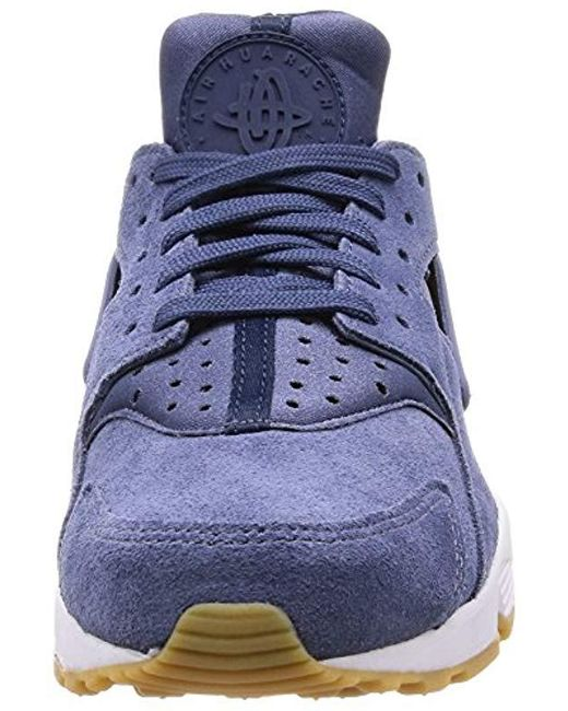 best authentic c3dcb d3938 ... Nike - Blue Wmns Air Huarache Run Sd Fitness Shoes - Lyst ...