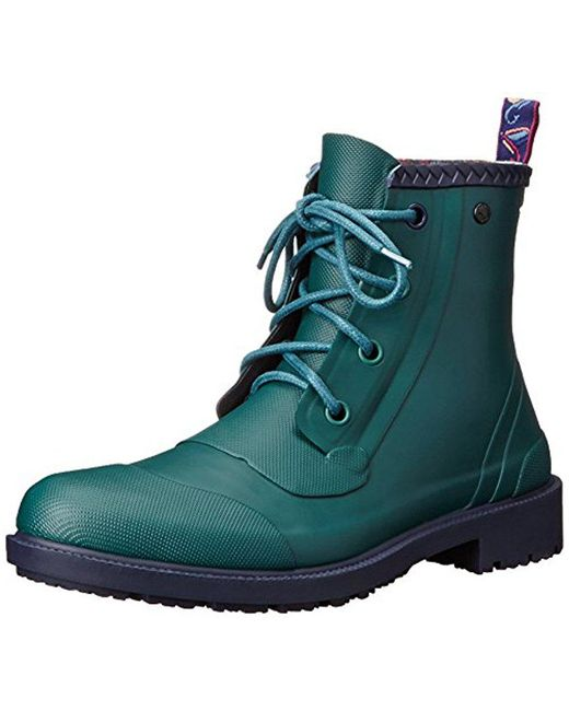 Ted Baker - Green Epsalo Rain Boot for Men - Lyst