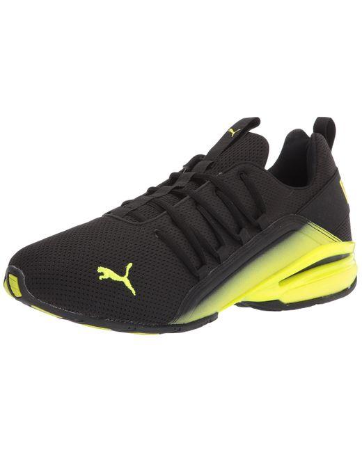 Axelion Running Shoe Caoutchouc PUMA pour homme en coloris Noir ...