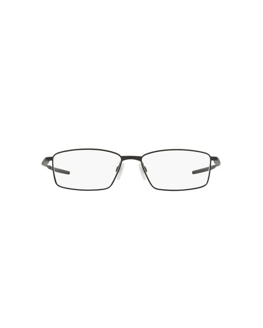 5121, Monturas de Gafas para Hombre, Negro Oakley de hombre de color Black