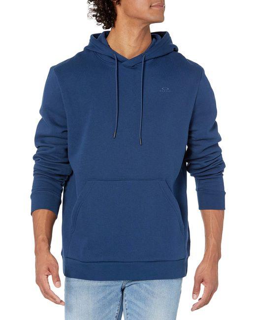 Oakley Relax Pullover Hoodie Kapuzenpulli in Blue für Herren