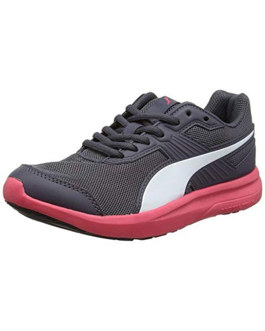 b1025b5403dcfd PUMA - Multicolor Unisex Adults  Escaper Mesh Low-top Sneakers for Men ...