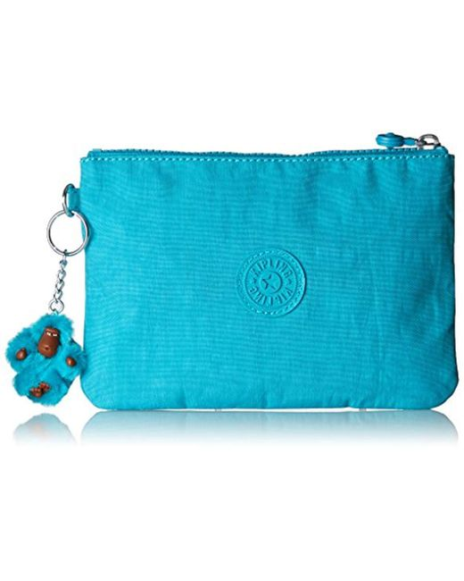 Kipling - Blue Iaka 3 Pouches Beauty Of Gifting Collection - Lyst