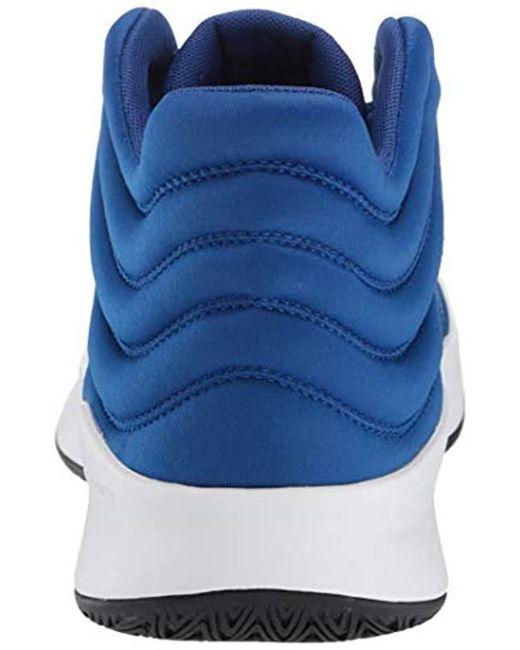 19dc467a0749a ... Adidas - Blue Pro Spark 2018 for Men - Lyst ...