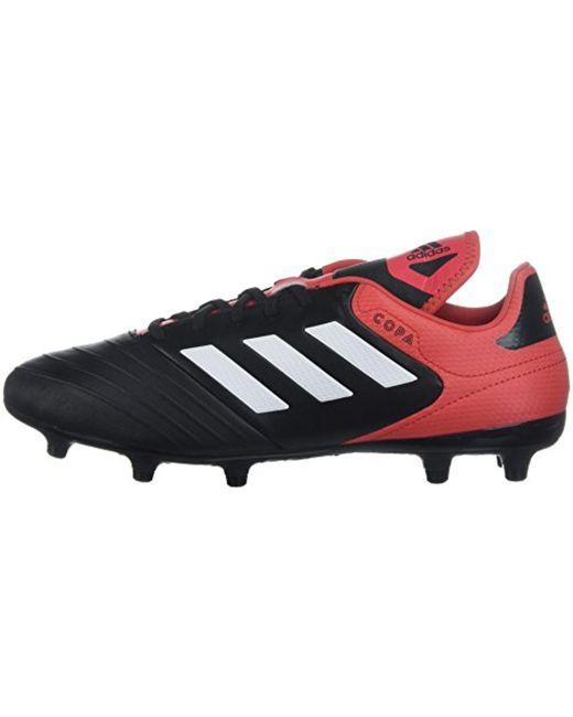 sells great deals 2017 get online Men's Black Copa 18.3 Fg Soccer Shoe
