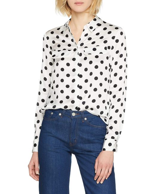 LS PETRONILLA Shirt Camicia di Guess in White
