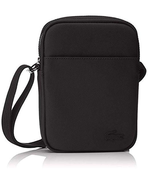 Sac Access Premium, Porté Épaule Lacoste pour homme en coloris Black