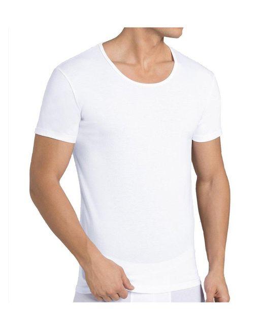 Bianco di Sloggi in White da Uomo